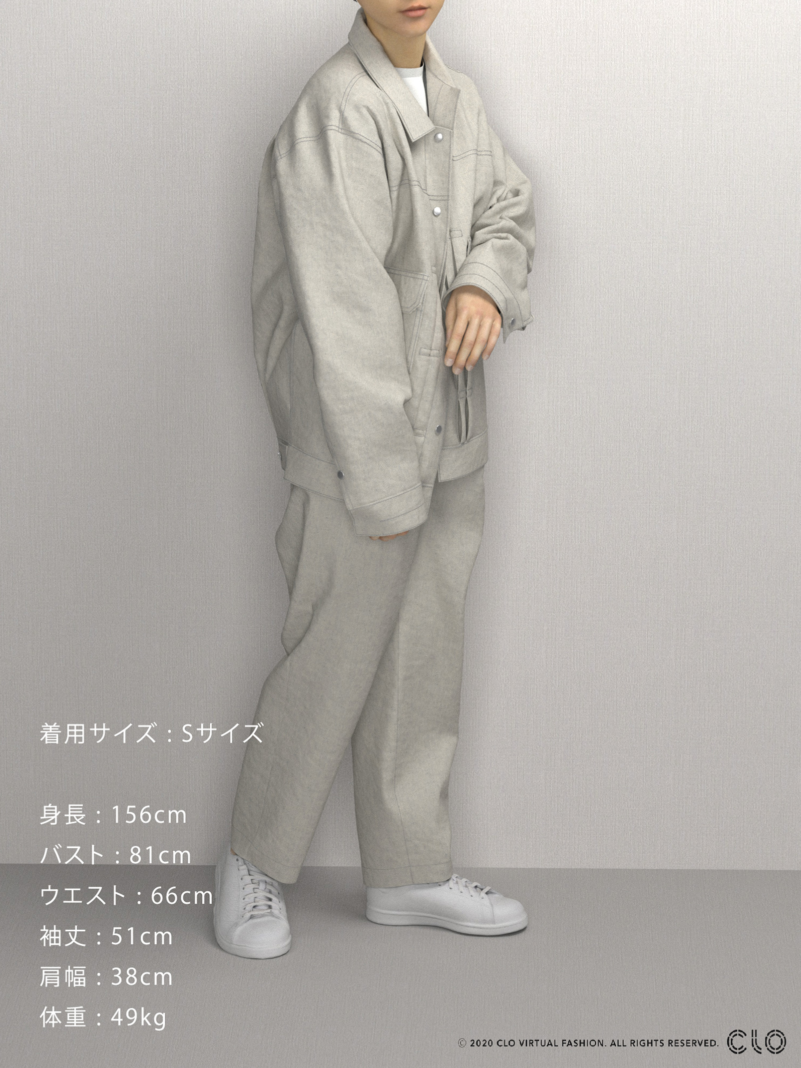 DAILY JEAN JACKETのサムネイル8