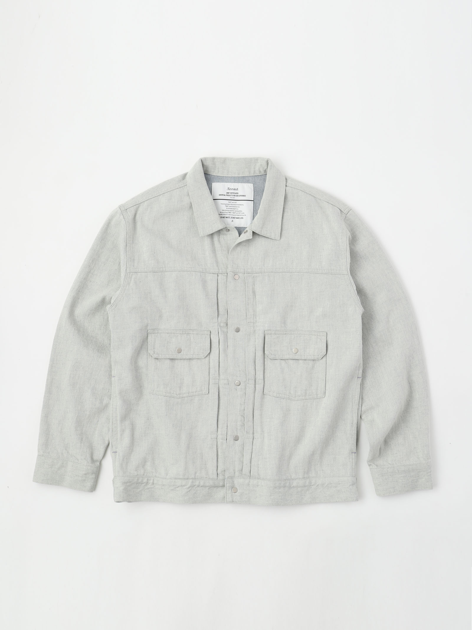 DAILY JEAN JACKETのサムネイル0