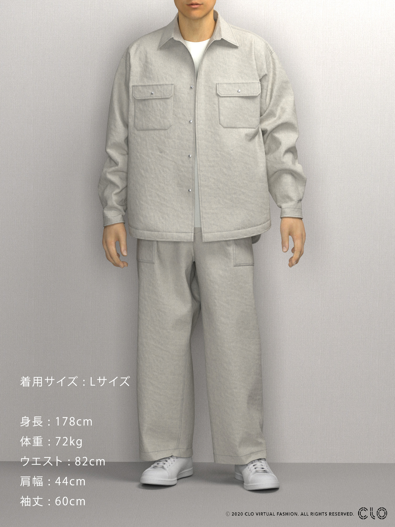 DAILY UTILITY SH JACKETのサムネイル8