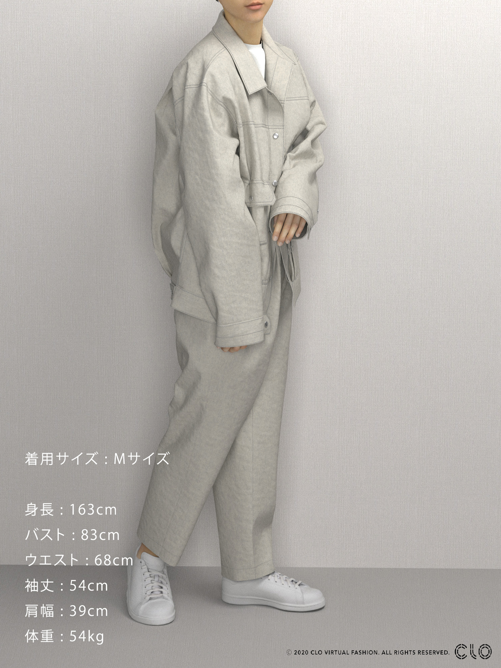 DAILY DRESS TROUSERSのサムネイル6