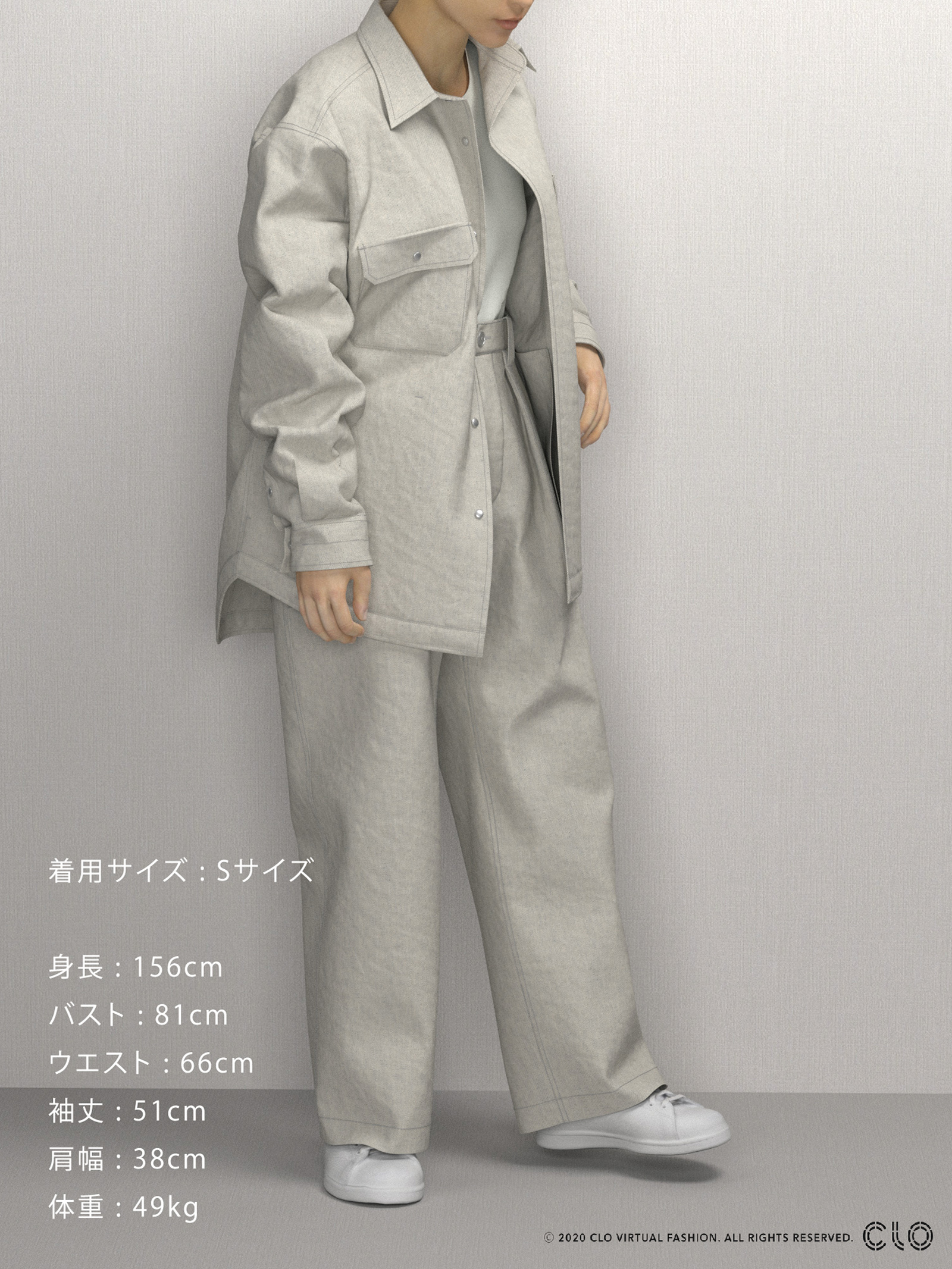 DAILY UTILITY PANTSのサムネイル7