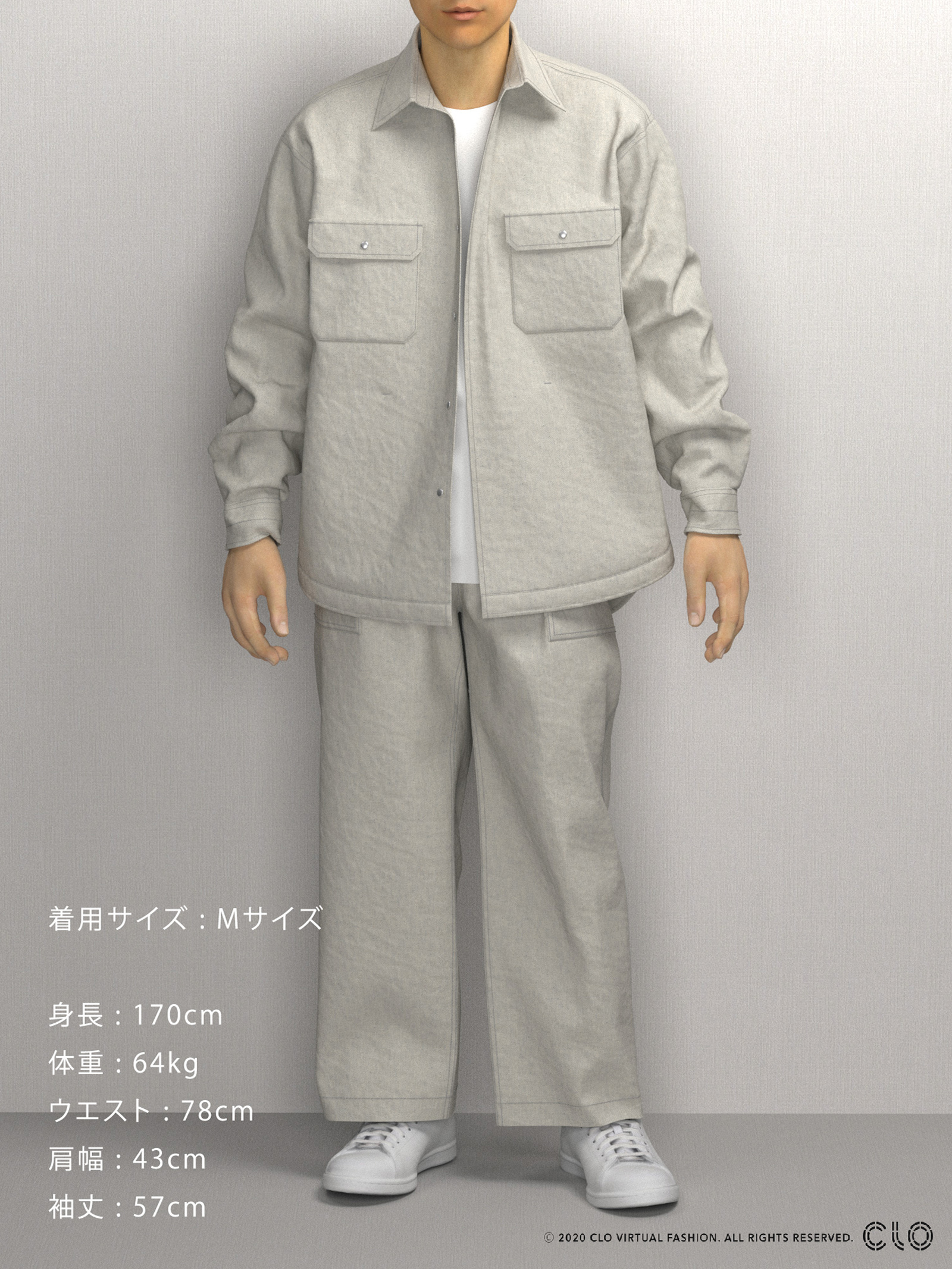 DAILY UTILITY PANTSのサムネイル9