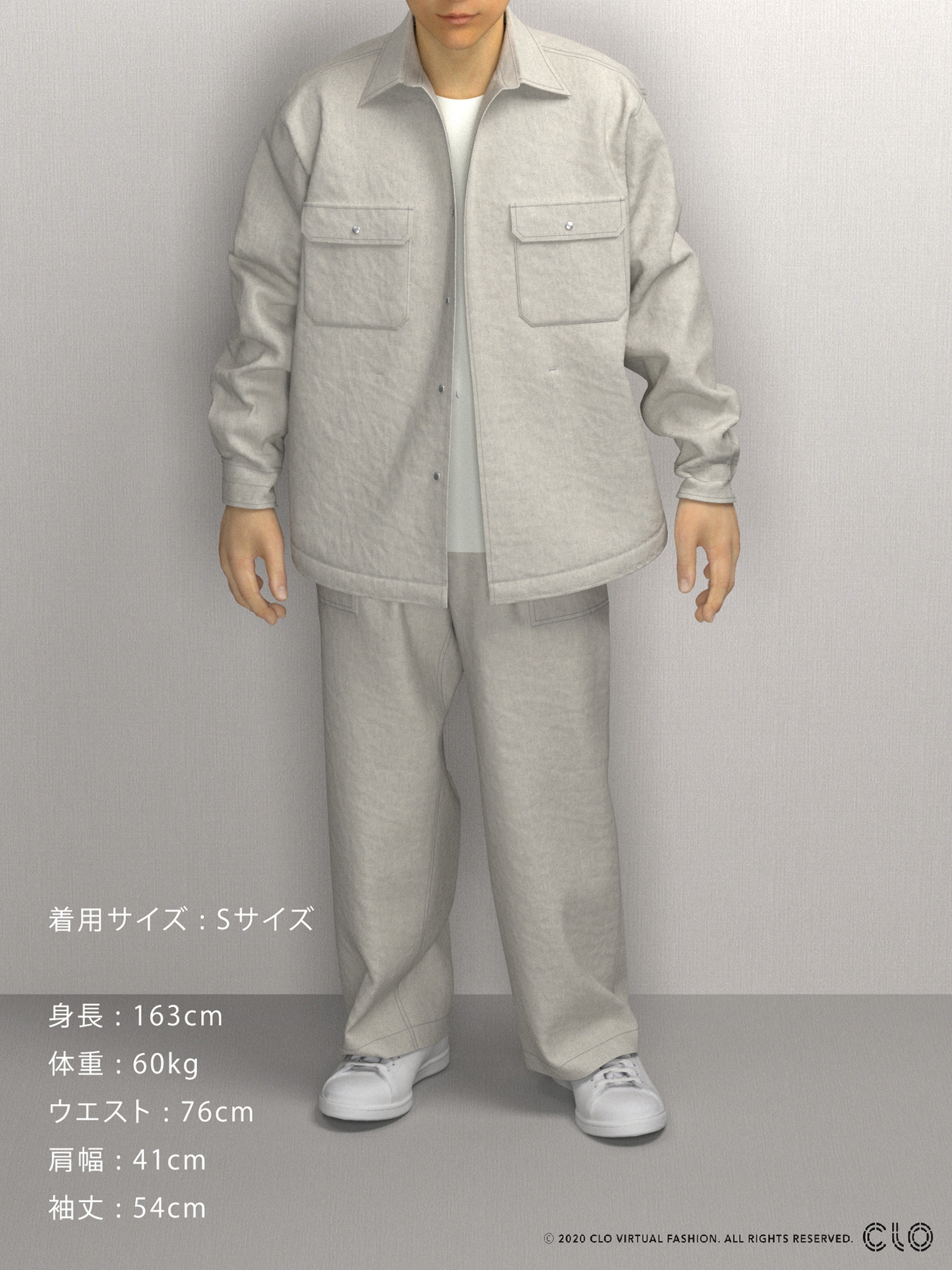 DAILY UTILITY PANTSのサムネイル10